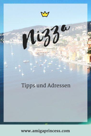 Nizza- Tipps und Adressen, Was man in Nizza nicht verpassen darf, Nizza in einem Wochenende, travel diary, amigaprincess