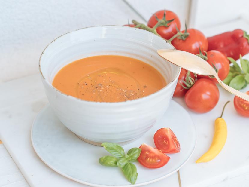 Gazpacho - kalte Gemüsesuppe für heiße Sommertage 1