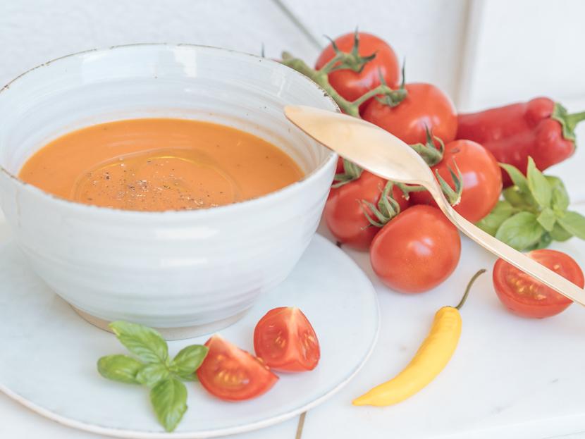 Gazpacho - kalte Gemüsesuppe für heiße Sommertage 3