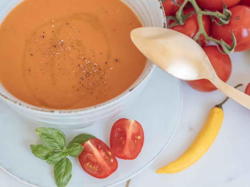 Gazpacho - kalte Gemüsesuppe für heiße Sommertage 2