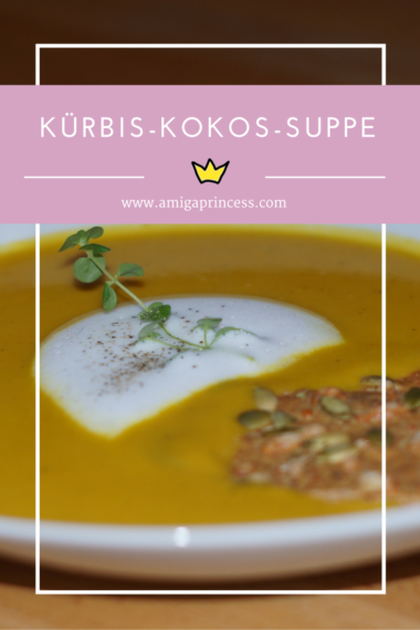 kuerbis kokos suppe, rezept, recipe