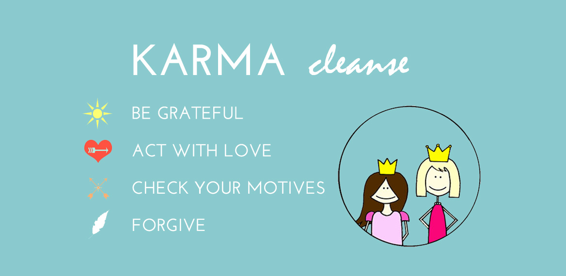 Karma Cleanse Amiga, www.amigaprincess.com
