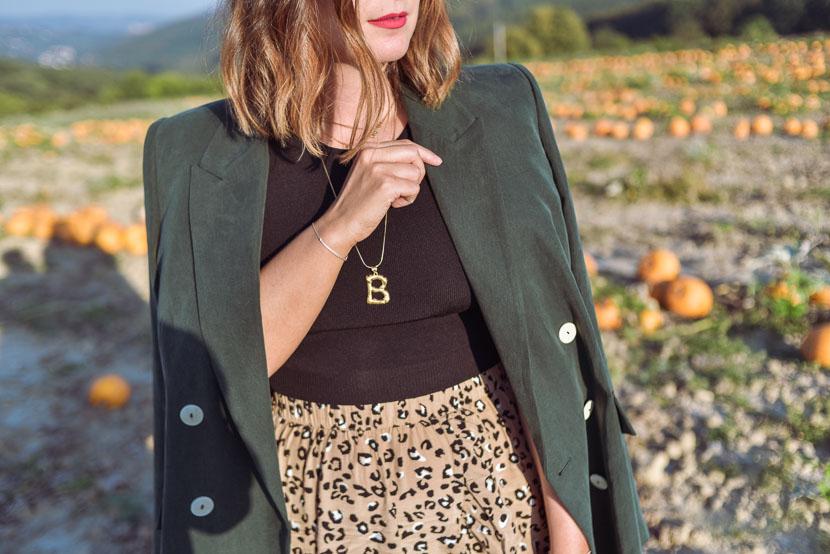 10 Gründe den Herbst zu lieben inkl. Herbstoutfit mit Leo Print 8