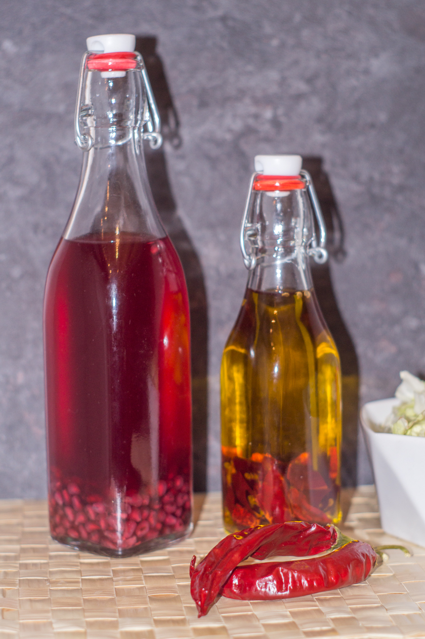 Diy Essig und Öl, www.amigaprincess.com
