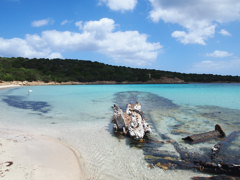 spiaggia des relitto, sardinia, www.amigaprincess.com