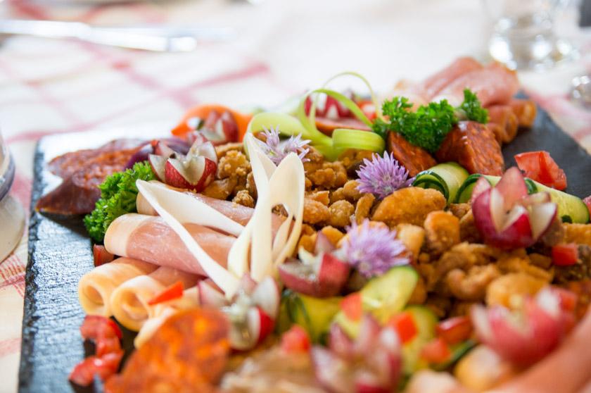 Ein Wochenende in Bük - Wellness, Kulinarik und Sport, Restaurant Rigótanya
