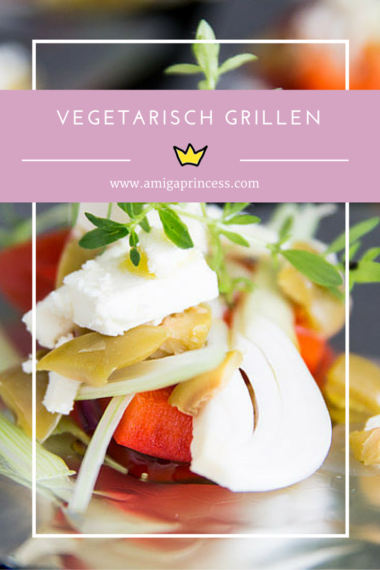 Vegetarisch Grillen - gefüllte Überraschungspakete #bbq #veggie #vegetables #grillen #recipe #rezept #inspo