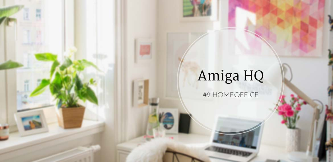 Amiga HQ: Homeoffice* 1