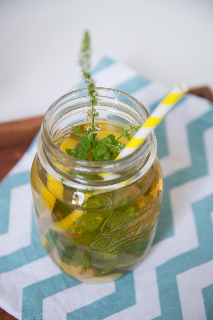 Hausgemachter Eistee + meine 3 Lieblings-Rezepte #homemade #diy #rezept #recipe #icetea #lecker #amigaprincess #food #drinks #summer