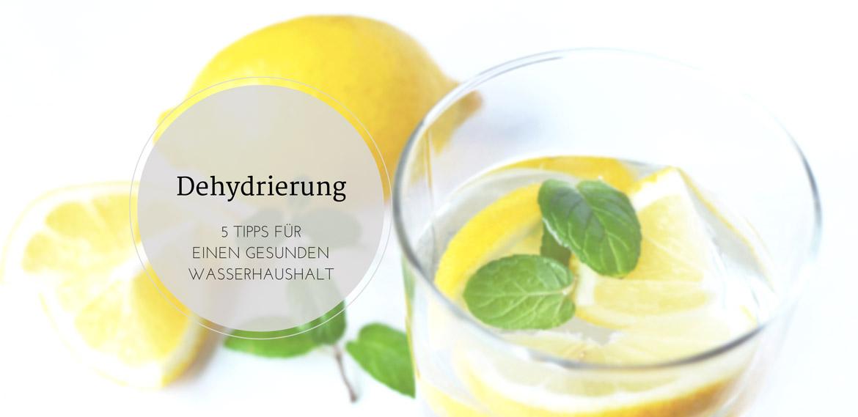 dehydrierung - 5 tipps für einen gesunden wasserhaushalt #water #drink #trinken #wasser #hydrate #hydrierung #tipps