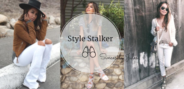 style stalker: sincerely jules