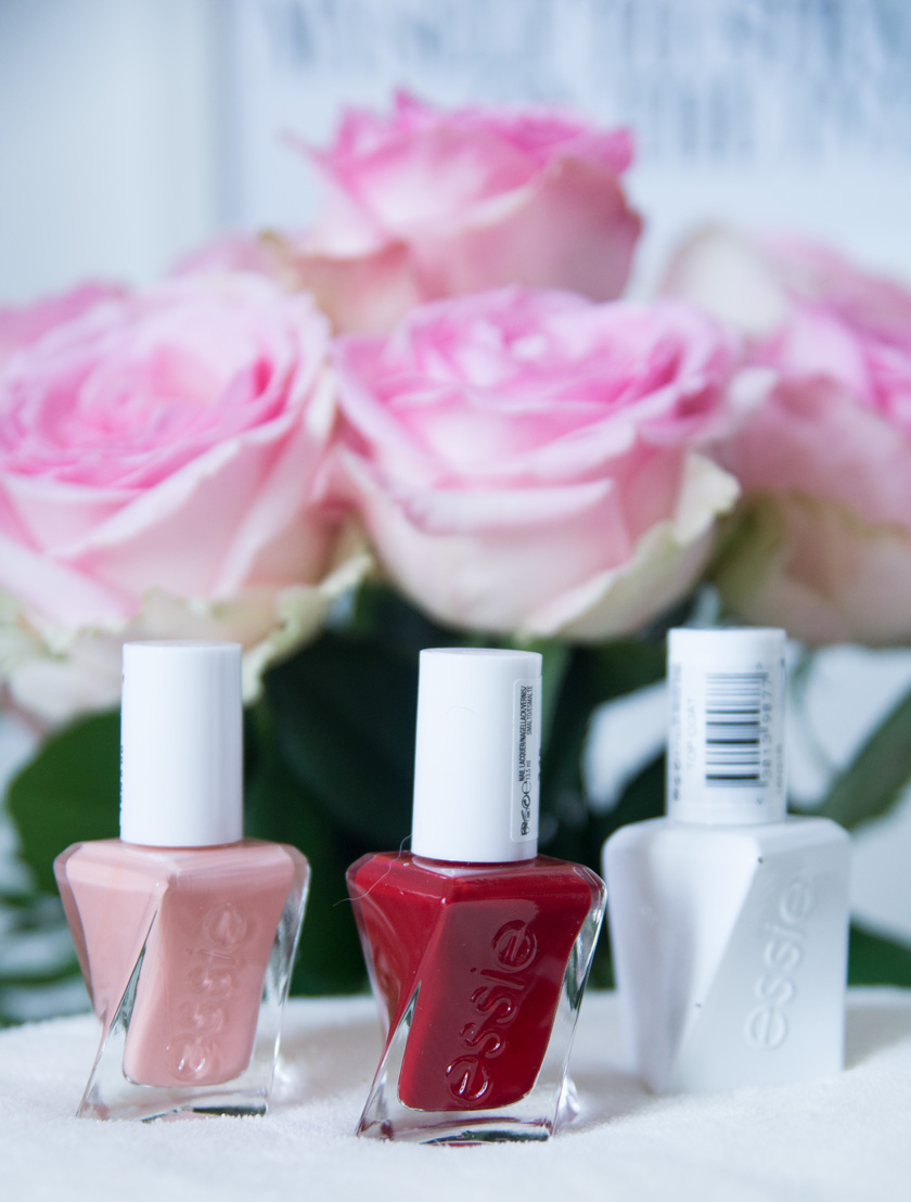 essie gel couture im test #nagellack #nails #nailpolish #essie #gel #manicure #new #review #amigaprincess
