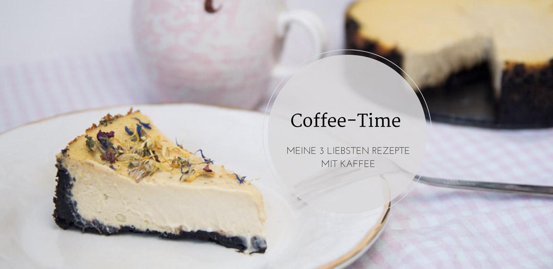 Coffee-Time - meine 3 liebsten Rezepte mit Kaffee #delonghi #magnifica #vollautomat #kaffee #recipe #delicious #irishcoffee #pumpkinspice #cheescake #espresso