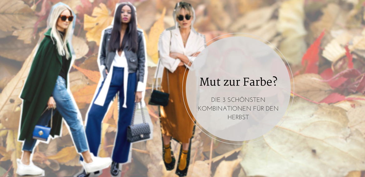 die 3 schönsten farbkombinationen für den herbst #fall #aw16 #autumn #fashion #amigaprincess #trend #outfit #colours #herbstfarben #look #favorite #mode #inspiration