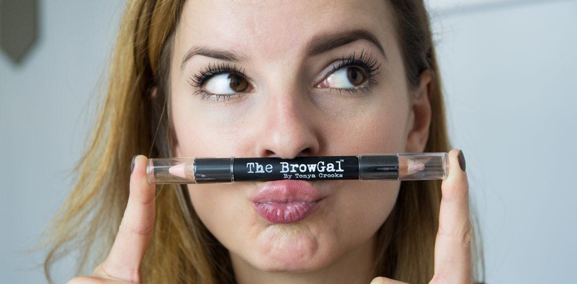 Wow Brows - meine Routine mit The Brow Gal #eyebrows #wow #browgal #brow #howto #pencil #stepbystep #schrittfürschritt #tonyacrooks #beauty #stylling #amigaprincess #augenbrauen
