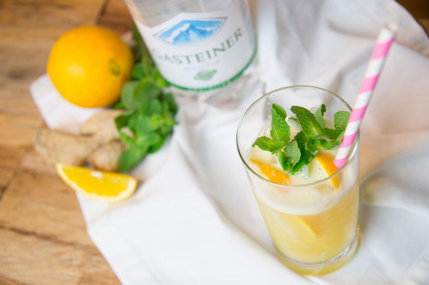 4 köstliche Cocktails mit Gasteiner Mineralwasser #recipe #rezept #mineralwater #inspo #cocktail #drink #rezept #amigaprincess