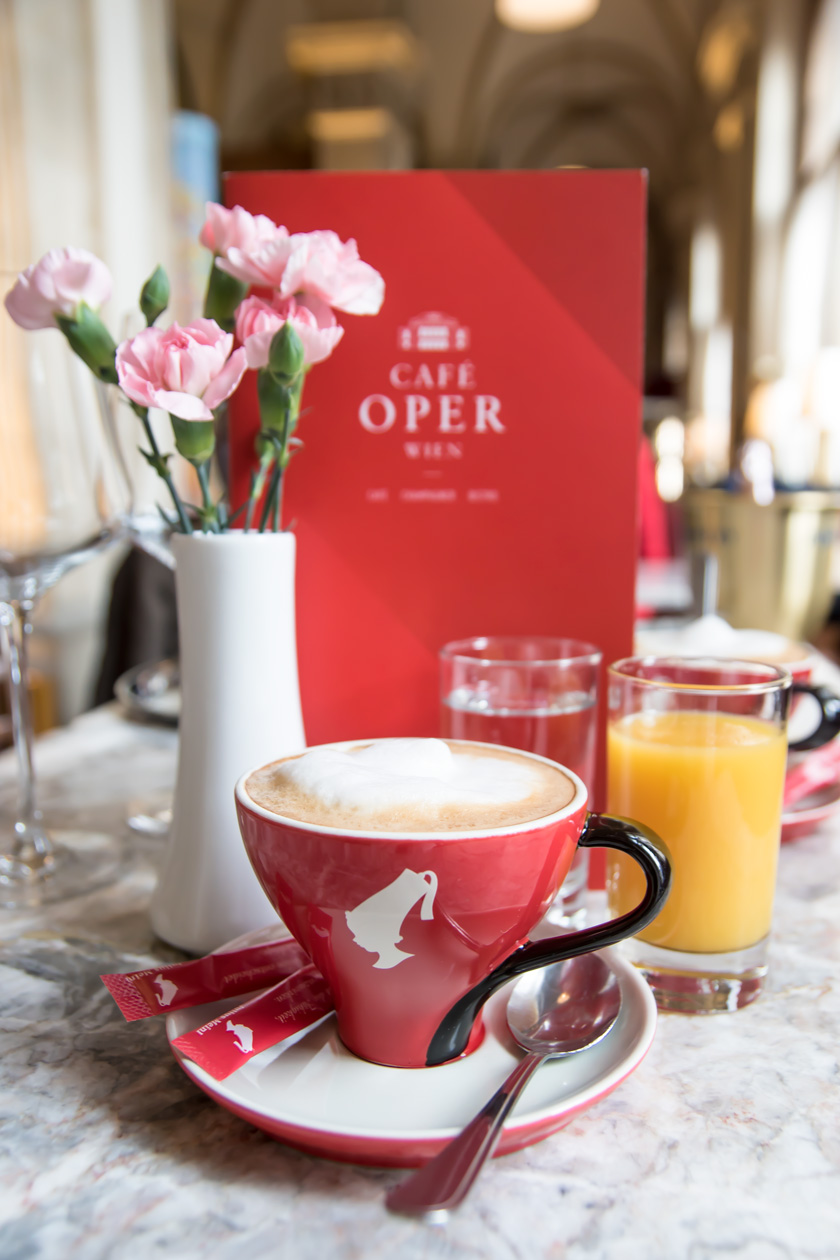 Café Oper Wien - wo Musik auf Genuss trifft 6