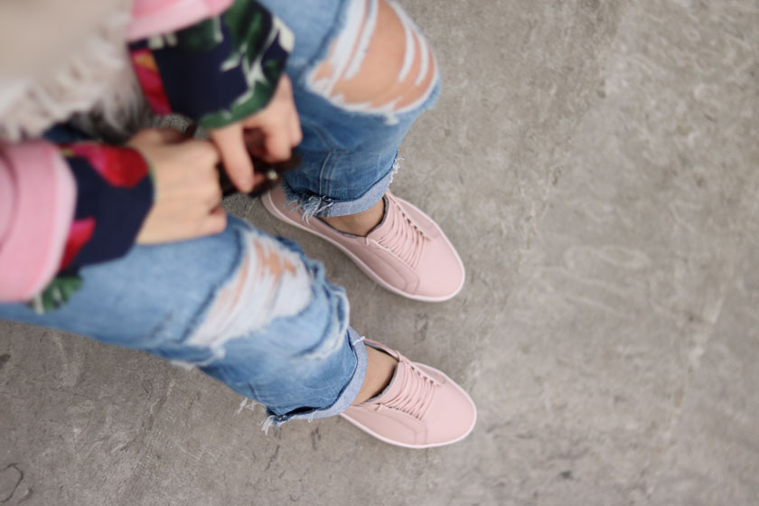 Outfit - Zeigt her Eure Sneaker* 1