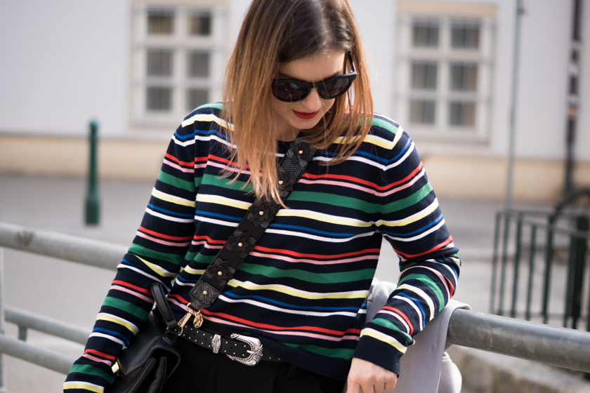 One Trend - Different Styles: Bold stripes 4