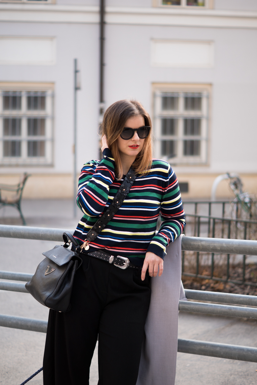 One Trend - Different Styles: Bold stripes 3