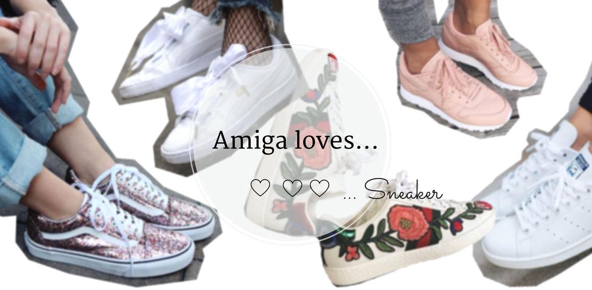 Amiga loves: Sneaker 1