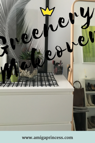 Entrance Makeover: Greenery* 18