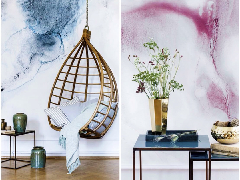 Interior trends 2017 happy lifestyle blog for Ikea tapeten 2017