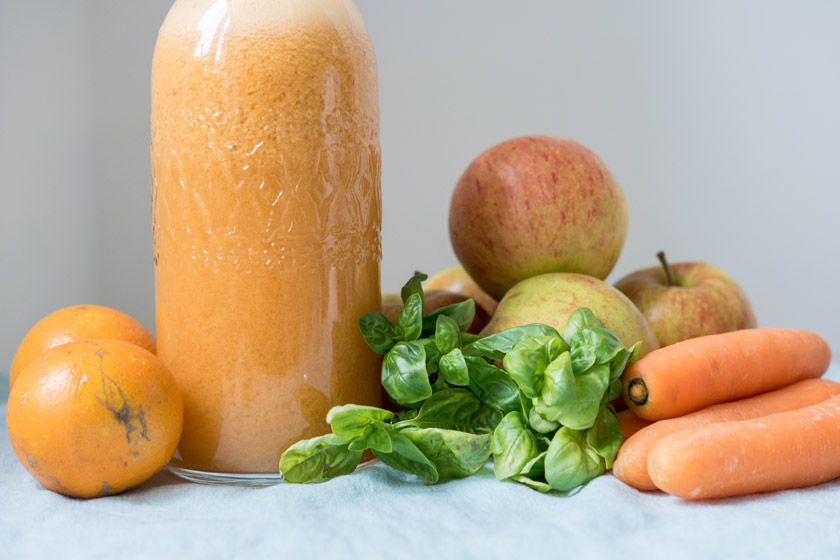 Saftkur Rezepte für 3 Tage - inkl. Einkaufsliste und Plan 2