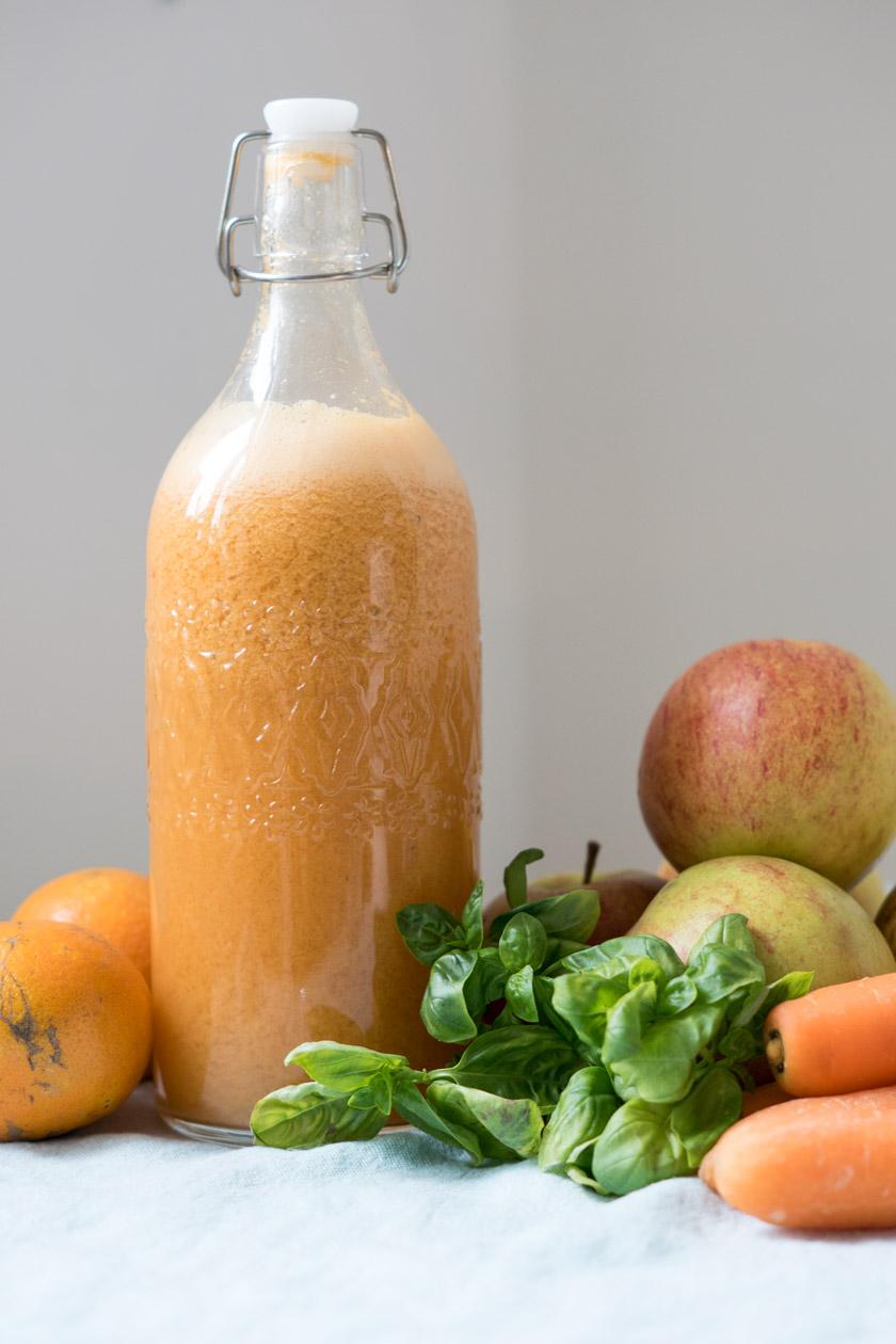 Saftkur Rezepte für 3 Tage - inkl. Einkaufsliste und Plan 6