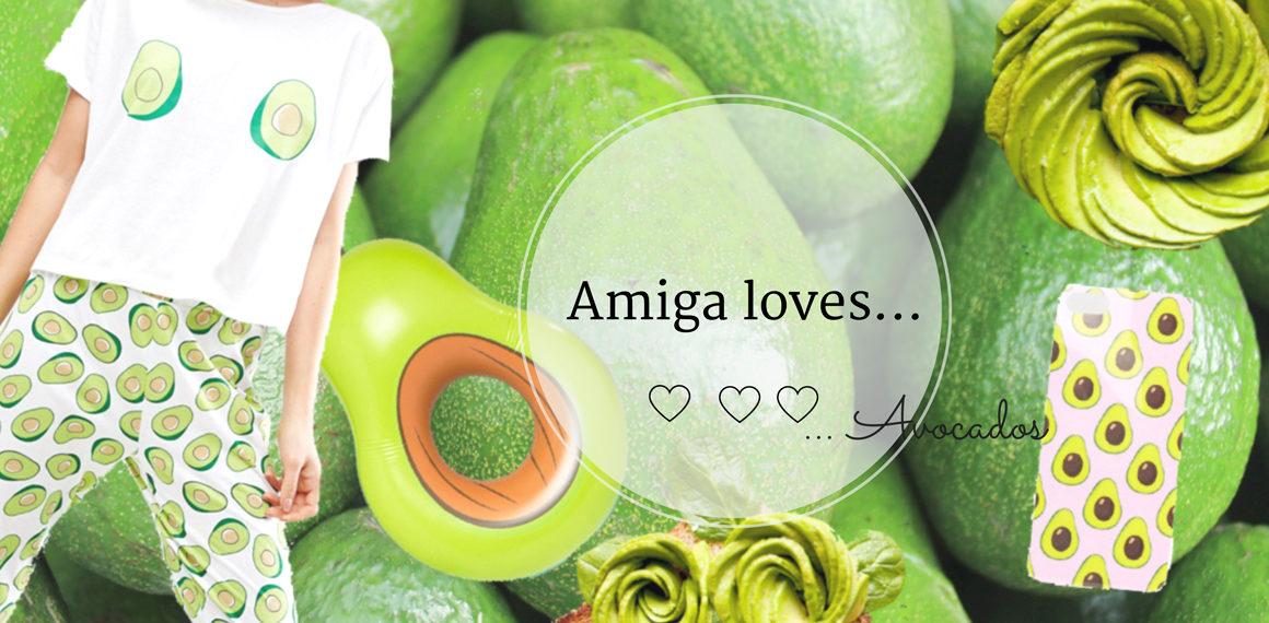 Amiga loves: Avocado everywhere; Shop, Interior, Lifestyle, Wohnaccessoires, Avocado, Trend, Avocadoprint, Muster, Wohnen, Mode, Fashion, Inspiration, amigaprincess