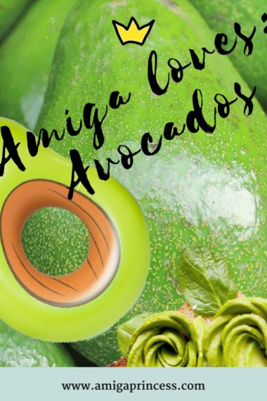 Amiga loves: Avocado everywhere 4