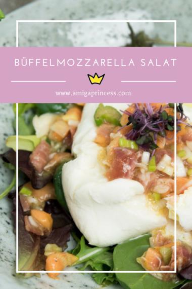 Büffelmozzarella mit Papaya-Parma Dressing 9