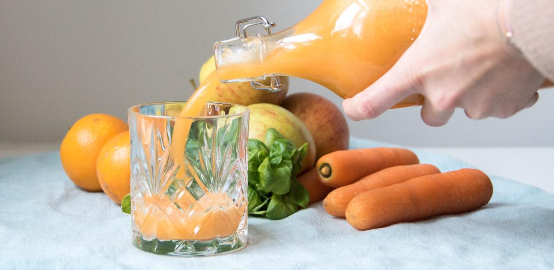 Saftkur Rezepte für 3 Tage - inkl. Einkaufsliste und Plan 1