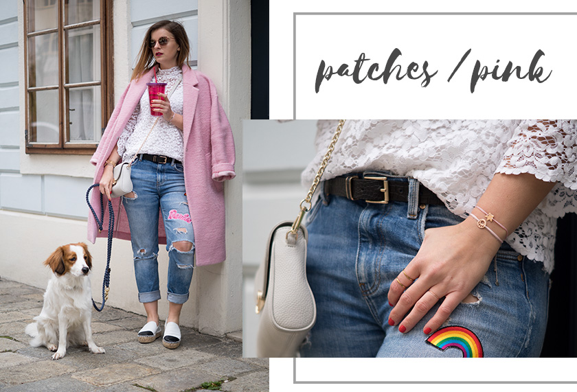 #ootw: Lace & Patches 4