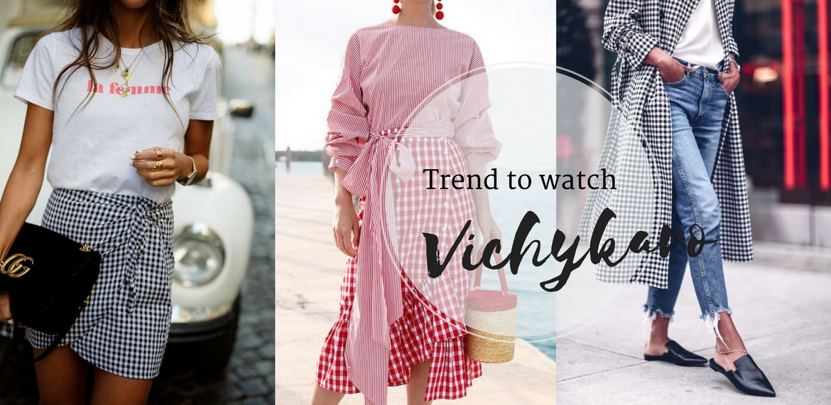 trend to watch: vichykaro, trend, modetrend, mode, fashion, inspi, inspiration, how to style, vichykaro kombinieren, streetstyle, inspiration, gingham, kariert, 2017, amigaprincess, mode, outfit