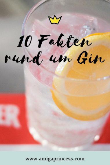 10 Fakten rund um (Beefeater) Gin 16