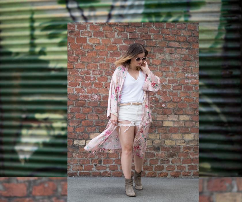 #ootw: Festival Look mit rosa Kimono* 3