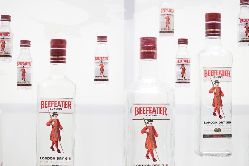 10 Fakten rund um (Beefeater) Gin 4