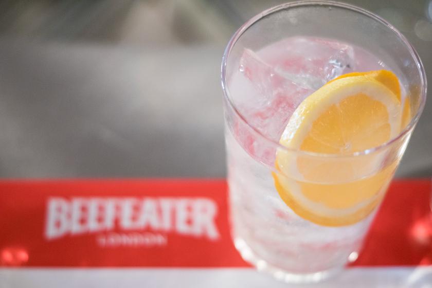 10 Fakten rund um (Beefeater) Gin 1