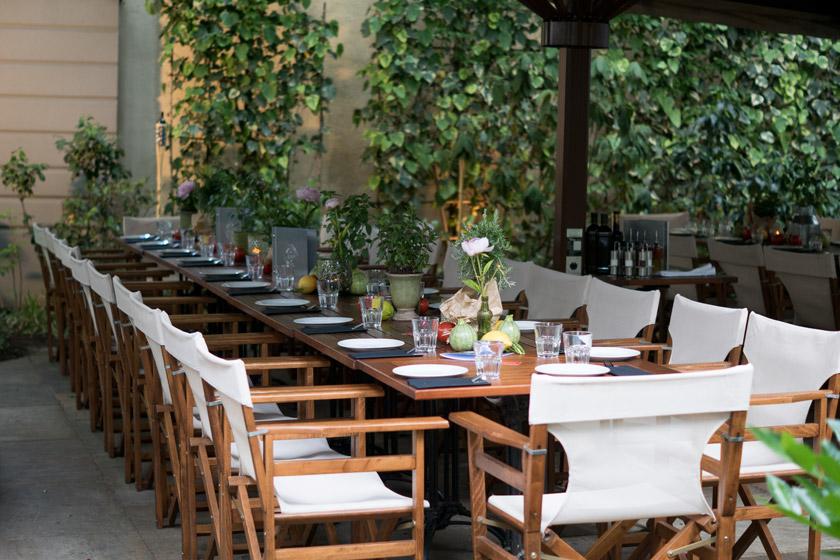 l´autentico giardino - echte, neapoletanische Pizza 8
