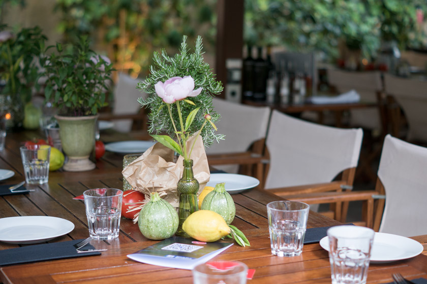 l´autentico giardino - echte, neapoletanische Pizza 7
