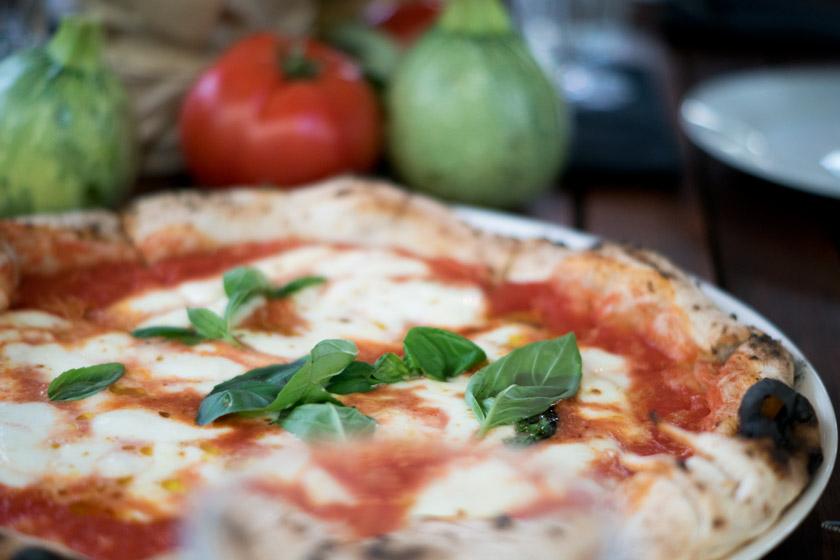 l´autentico giardino - echte, neapoletanische Pizza 14