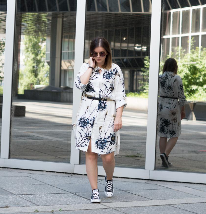 One Trend - Different Styles: Sommerkleider mit Print 1