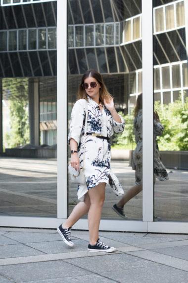 One Trend - Different Styles: Sommerkleider mit Print 3