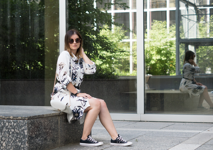 One Trend - Different Styles: Sommerkleider mit Print 7