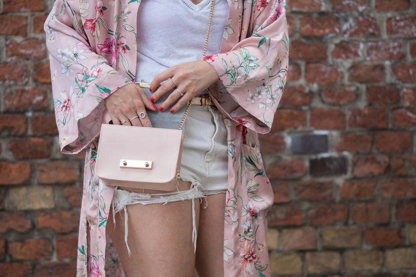 #ootw: Festival Look mit rosa Kimono* 15