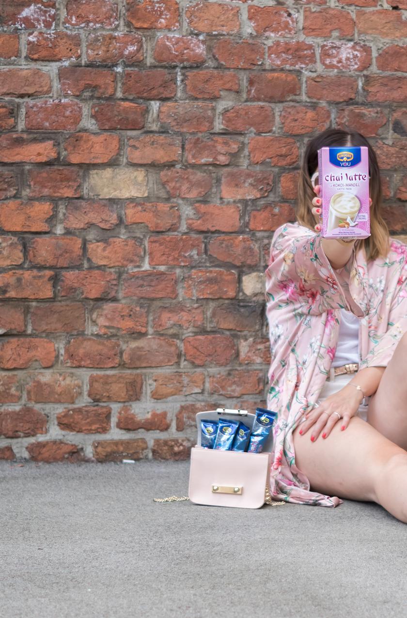 #ootw: Festival Look mit rosa Kimono* 10
