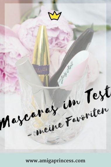 Mascaras im Test - meine Favoriten 13