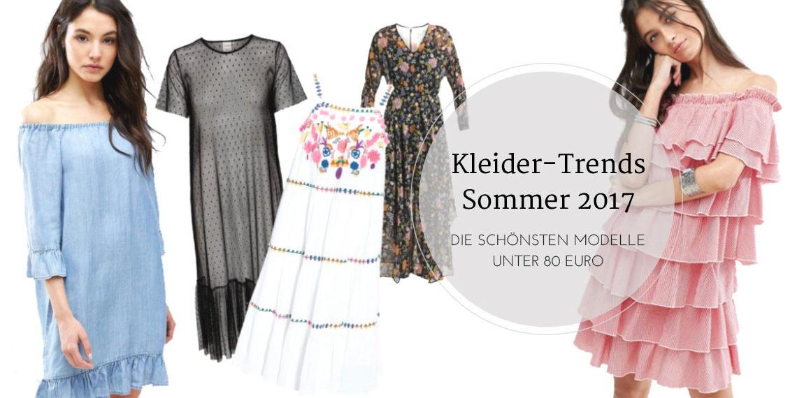 Die schönsten Sommerkleider unter 80 Euro, dress, trend, ss2017, fashion inspo, inspiration, summer, amigaprincess