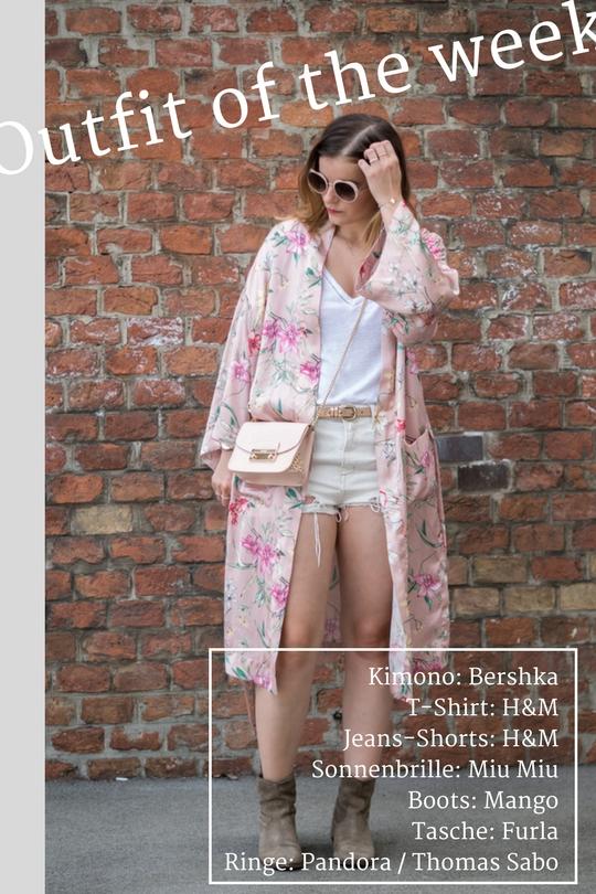 #ootw: Festival Look mit rosa Kimono* 6